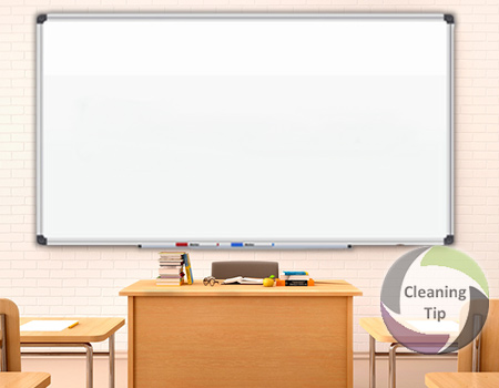 How to Clean a Whiteboard