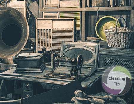 How to Clean Antiques
