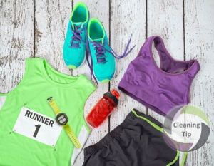How to Clean Sports Gear