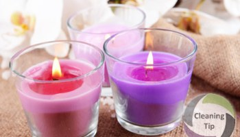 How to Clean Candles | Maids By Trade