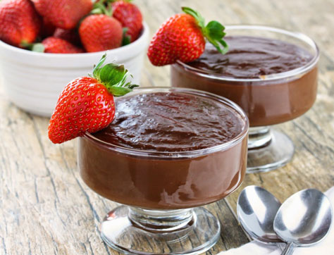 Chocolate Pudding Day