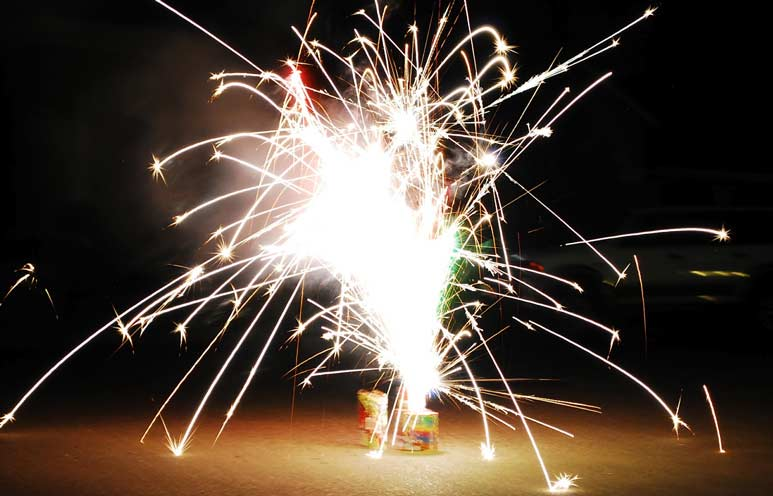 Fireworks Safety Month in our communities.