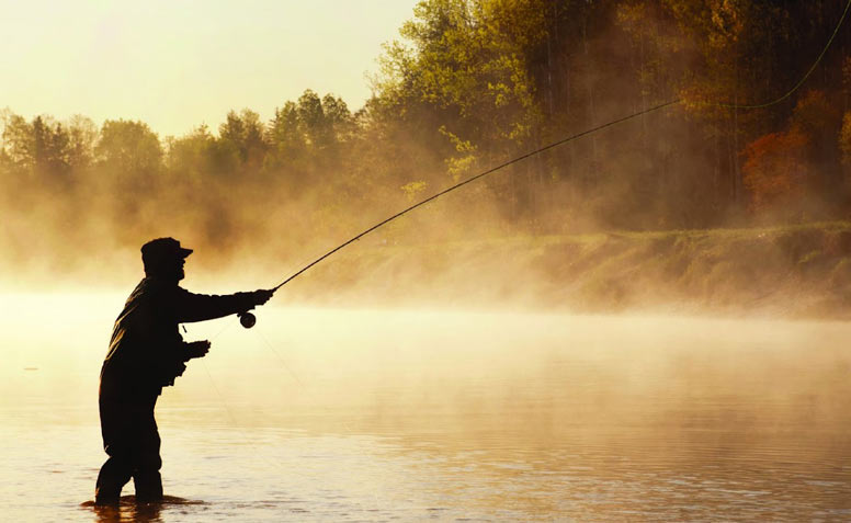Go Fishing Day