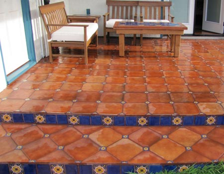 How To Clean Saltillo Tile Floors Maids By Trade