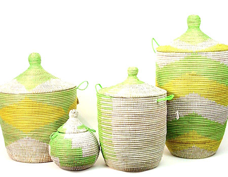 How to Clean Woven Baskets
