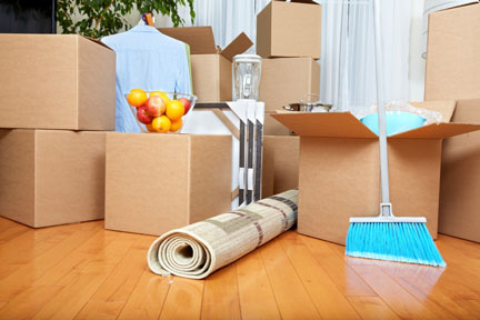 Move-out House Cleaning Service Saves You Time