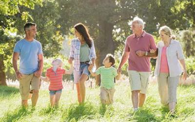 Family Reunion Month — A Good Excuse to Get Together