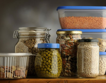 Getting the Most Out of Pantry Storage Containers