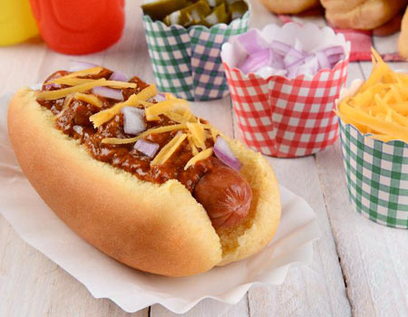 Hot Dog Month and Chili Dog Day