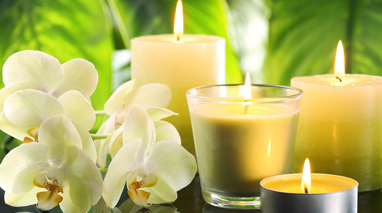 How to Clean Candles and make it smell good