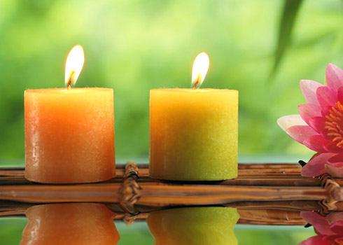 How to Clean Candles