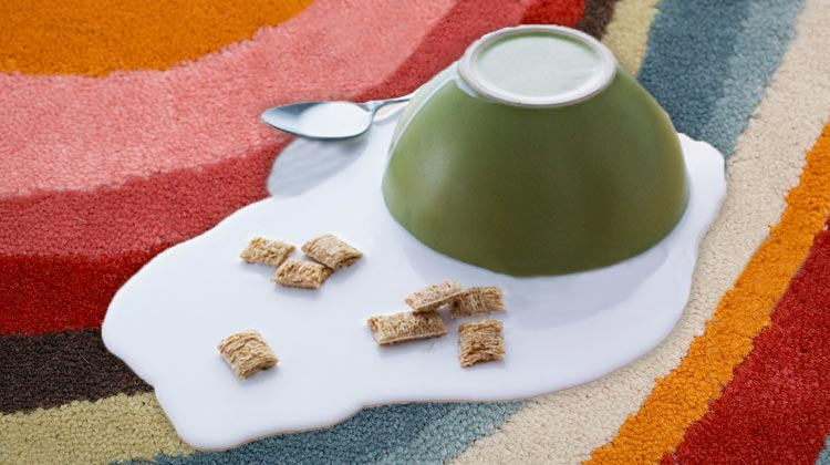 How to Clean Dairy Out of Your Carpet for a non-smelly carpet
