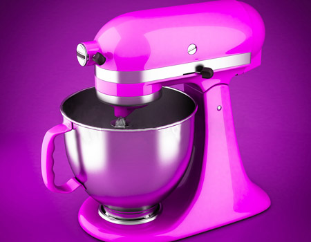 How to Clean Your Stand or Hand Held Electric Mixer