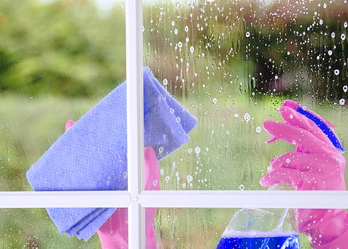 How to Clean Your Windows to a Sparkle