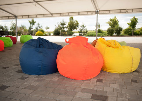 How to Clean a Bean Bag Chair and It's Lining