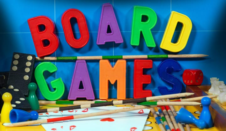 How to Organize Your Board Games with family