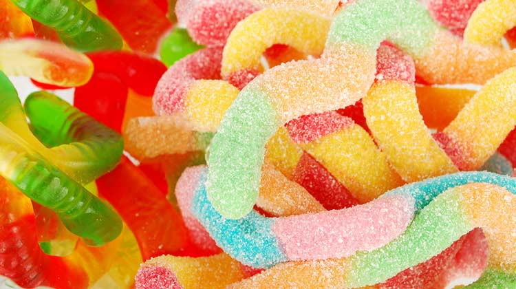 National Gummi Worm Day is full of sweet treats