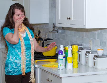 Non-Toxic Cleaners for Better Health