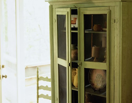 Ways to Repurpose Grandma's Hutch