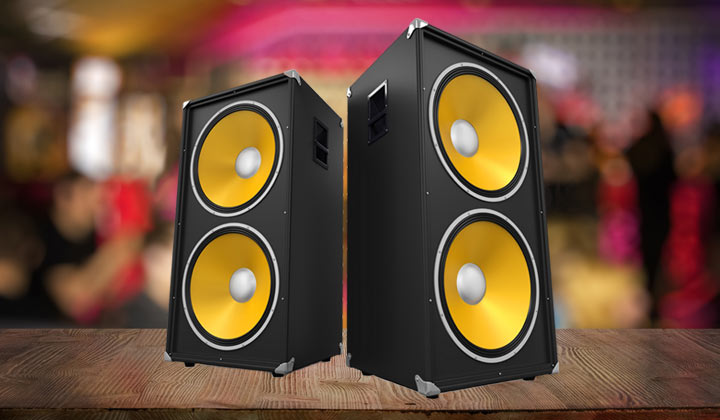 Clean Your Speakers and dust them off