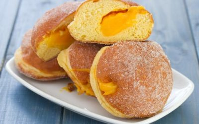 Fun Ways to Celebrate National Cream-Filled Donut Day