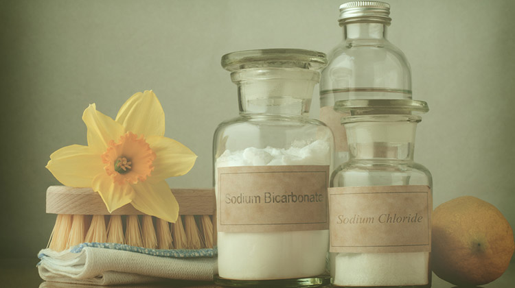 Stress-Free Housecleaning with Homemade cleaning products