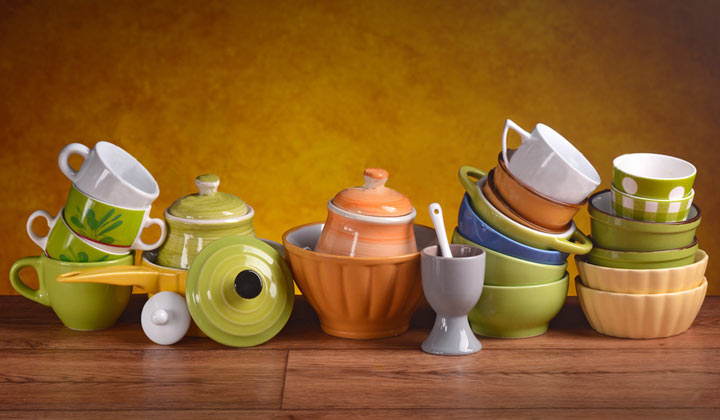 Simple Tips to Clean Stoneware and pottery