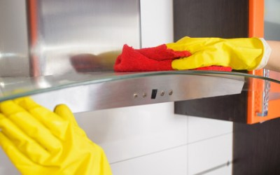Stove Hood & Fan Grease—Best Non-toxic Cleaning Tips
