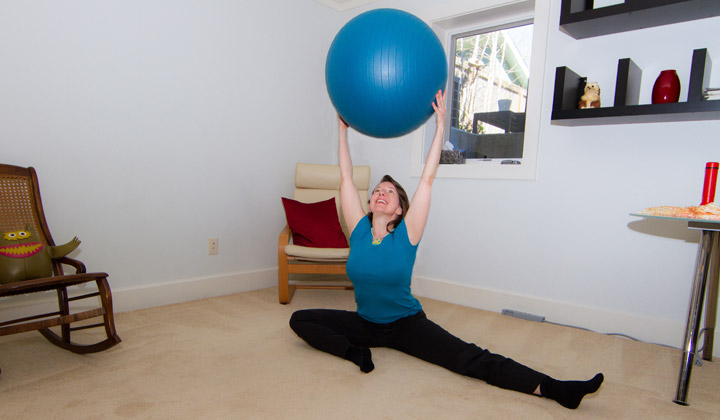 During Self Improvement Month Exercise