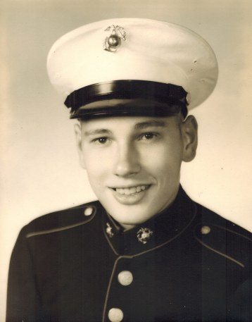 Dad served as a Marine in the Korean Conflict from 1952-1953