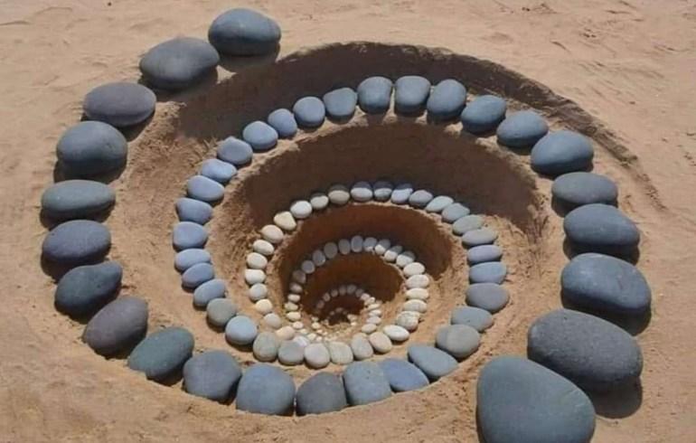 Spirale infinie