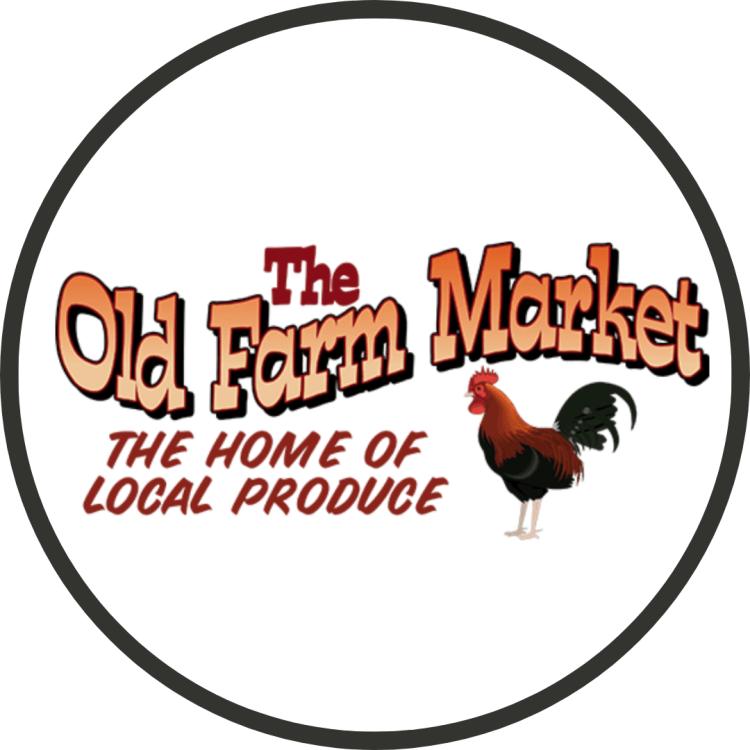 Logo for old farm market store