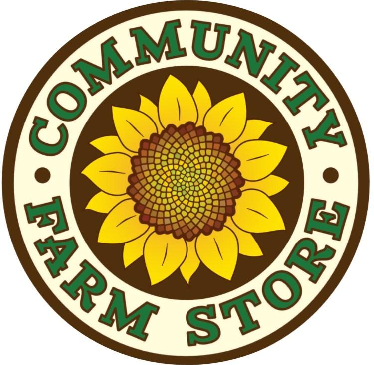 Logo for Community Farm Store