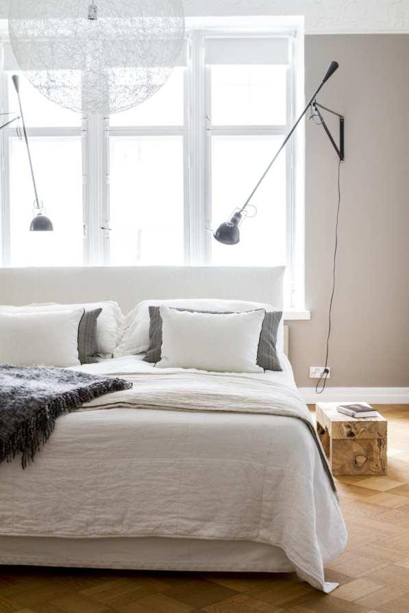 maija Lukkari-Nyman makuuhuone