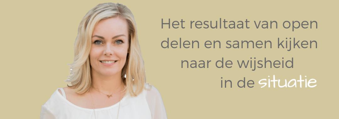 Maike Maessen coach en advies voor ouders en het onderwijs