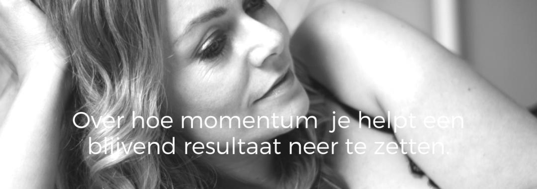 momentum manifesteren