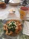 Homemade Huevos Rancheros