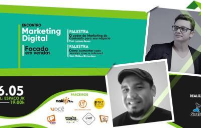 Encontro de Marketing Digital em Macapá