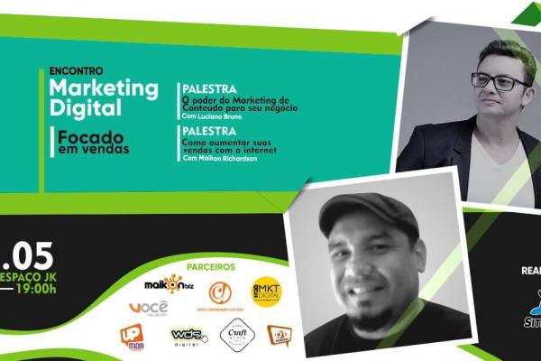 Encontro de Marketing Digital em Macapá
