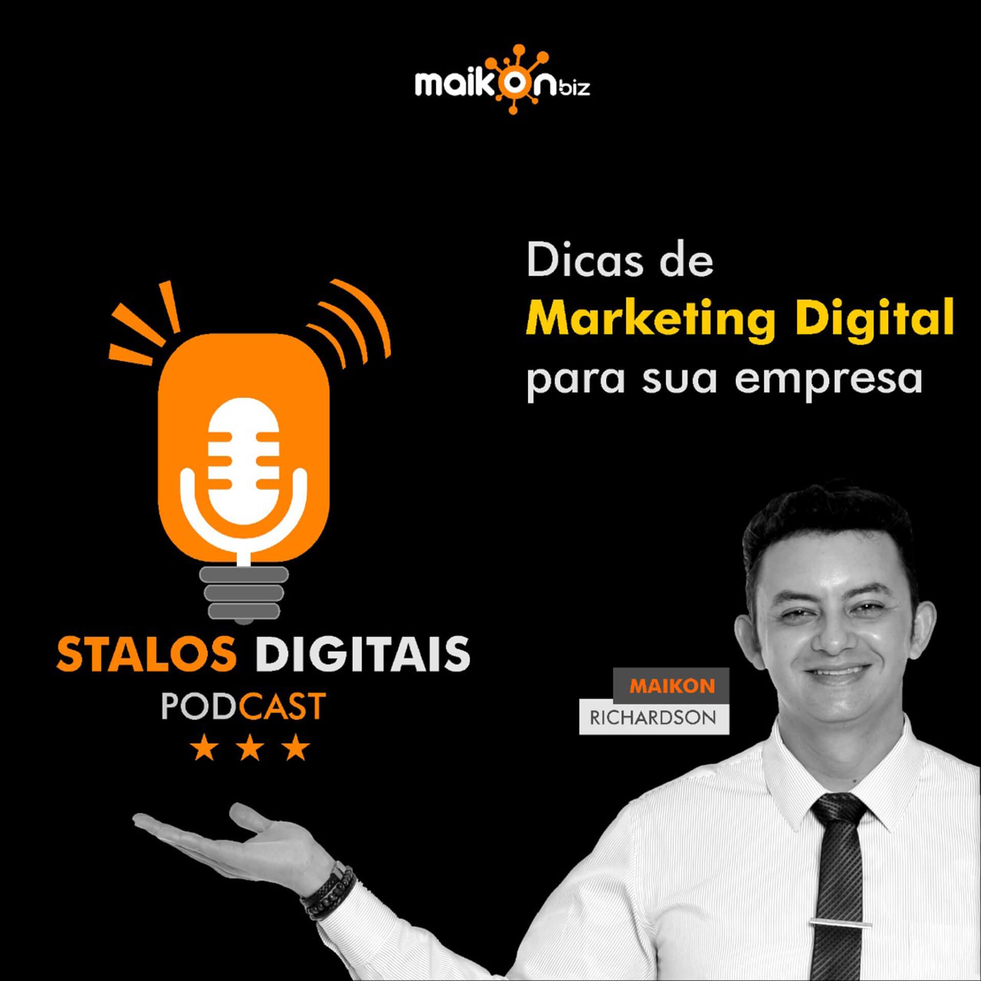 Receba dicas de Marketing Digital no seu celular