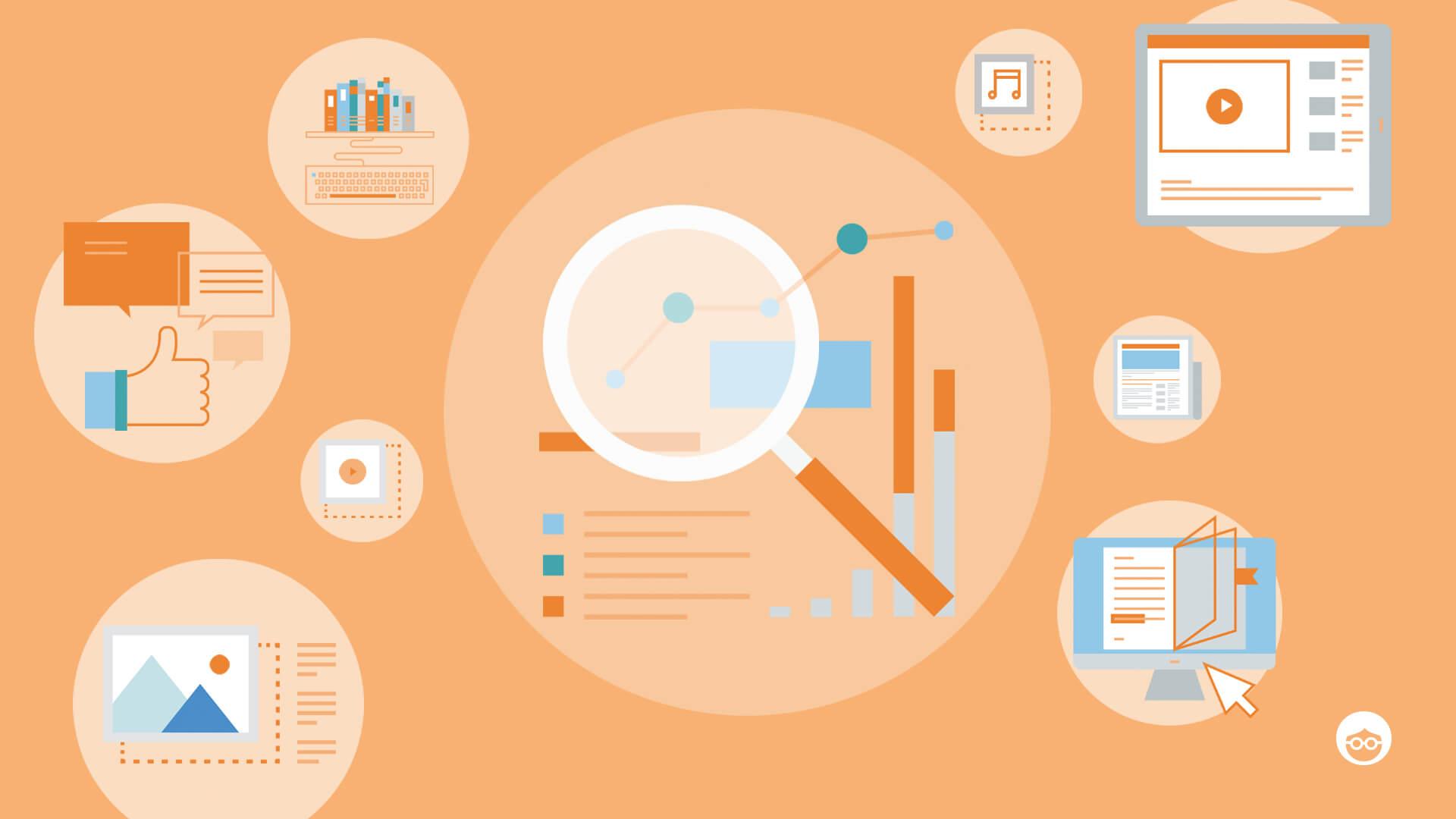 Tipos de Conteúdo para marketing Digital