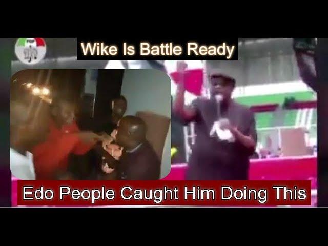 Video:Wike In Edo- A Must Watch