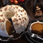 Cinderella Pumpkin Cake