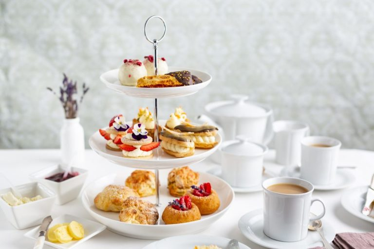 Afternoon Tea, Shane Smith, I Love Cooking Afternoon Tea, Pastry