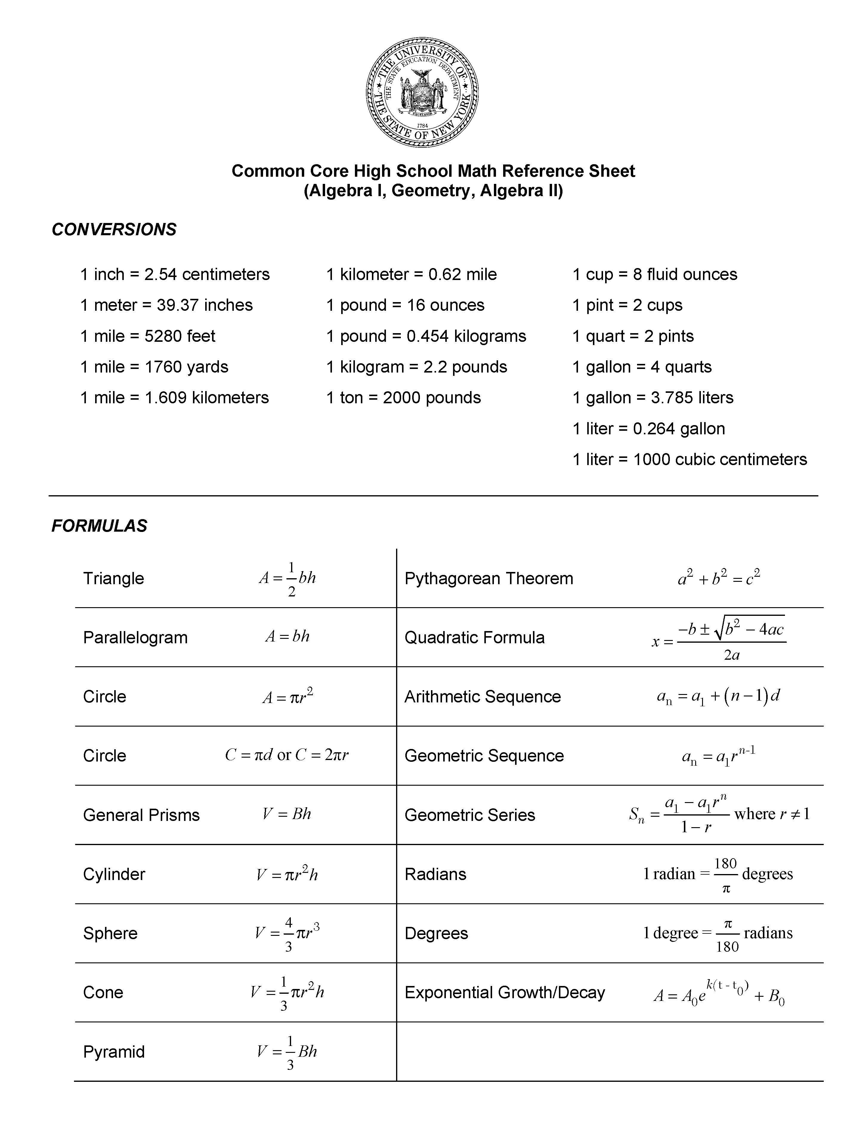 Jmap Extras Formula Sheets Grids Curves And Other Math