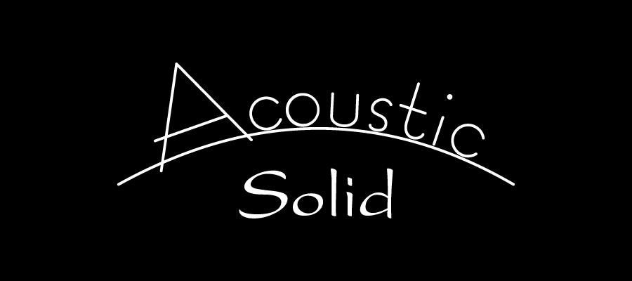 Acoustic Solid Logo