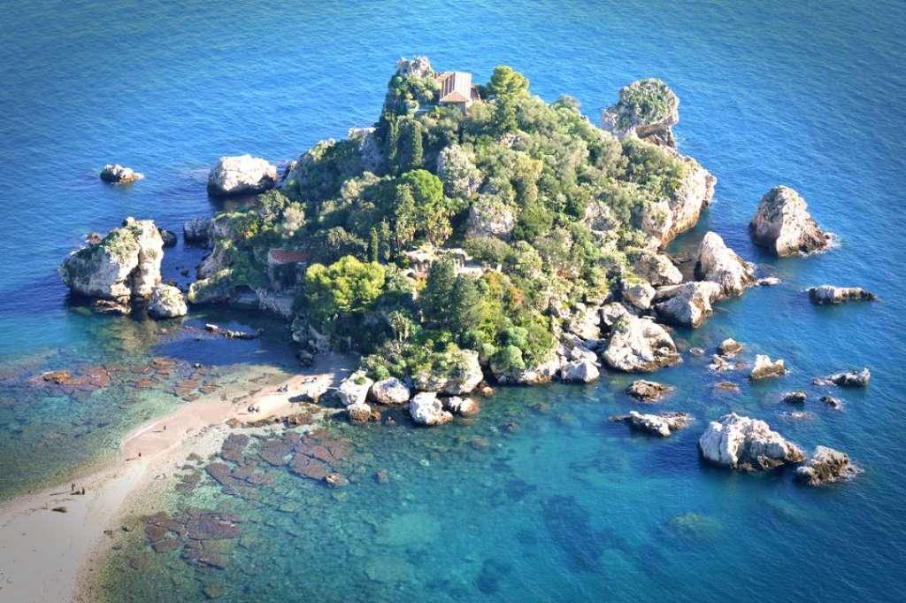 Castelmola & Taormina tour from Messina port