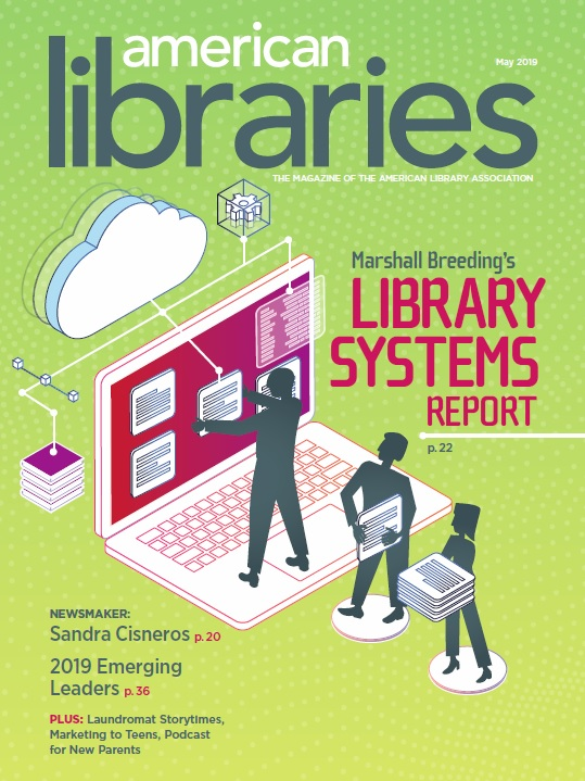 library system report 2019