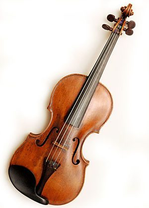 Violin after Jakobus Stainer 18th. century