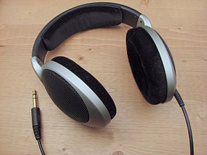 Sennheiser HD555 Headphones